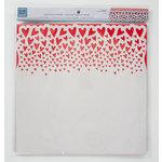 Colorbok - Heidi Grace Designs - Daydream Collection - 12 x 12 Die Cut Glitter Paper Pack