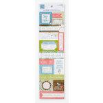 Colorbok - Heidi Grace Designs - Daydream Collection - Glitter Stickers - Words