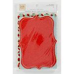 Colorbok - Heidi Grace Designs - Tweet Memories Collection - Die Cut Cardstock Pieces - Photo Mats