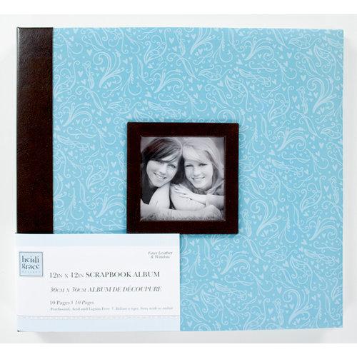 Colorbok - Heidi Grace Designs - Daydream Collection - 12 x 12 - Postbound Scrapbook Album