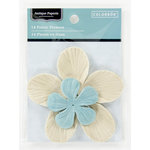 Colorbok - Antique Paperie Collection - Fabric Flowers
