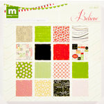 Colorbok - Making Memories - Believe Collection - Christmas - 6 x 6 Paper Pad