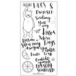 Concord and 9th - Clear Acrylic Stamps - Hugs