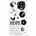 Concord and 9th - Clear Acrylic Stamps - Hope
