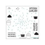 Concord and 9th - Clear Photopolymer Stamps - Sprinkles Turnabout