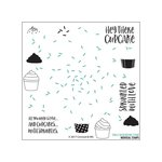 Concord and 9th - Clear Acrylic Stamps - Sprinkles Turnabout