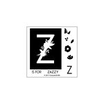 Concord and 9th - Clear Photopolymer Stamps - Monogram Z