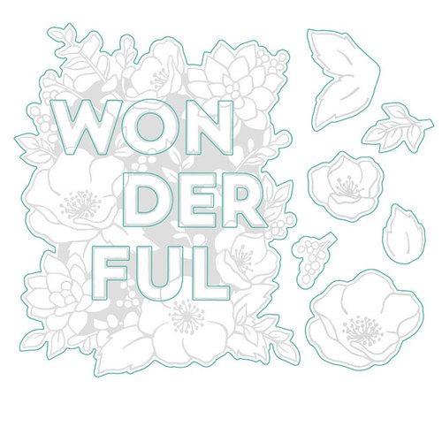 Concord and 9th - Dies - Wonderful Florals