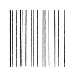 Concord and 9th - Clear Acrylic Stamps - Sketched Stripes Background
