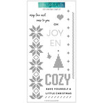 Concord and 9th - Christmas - Clear Photopolymer Stamps - Cozy Christmas