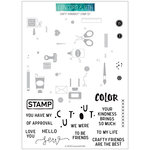 Concord and 9th - Clear Photopolymer Stamps - Crafty Turnabout