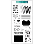 Concord and 9th - Clear Photopolymer Stamps - Little Love Tags