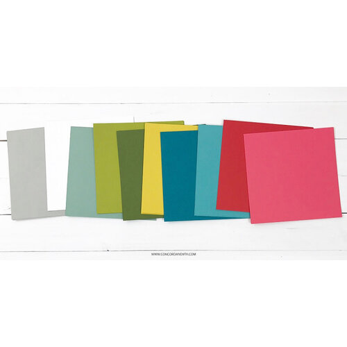Concord and 9th - 6 x 6 Paper Pack - Playful Lightweight
