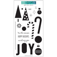 Concord and 9th - Clear Photopolymer Stamps - Merry Shapes