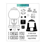 Concord and 9th - Clear Photopolymer Stamps - I Chews You