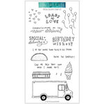 Concord and 9th - Clear Photopolymer Stamps - Special Delivery