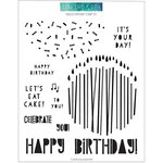 Concord and 9th - Clear Photopolymer Stamps - Endless Birthday