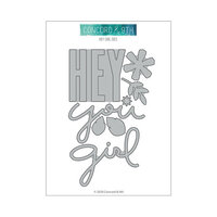 Concord and 9th - Dies - Hey Girl