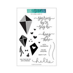 Concord and 9th - Clear Photopolymer Stamps - Kite Strings