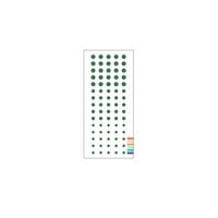 Concord and 9th - Enamel Dots - Evergreen