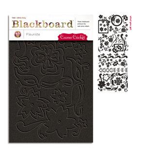 Cosmo Cricket - Fleuriste Collection - Blackboard Shapes - Fleuriste