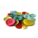 Cosmo Cricket - Upcycle Collection - Buttons