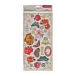 Cosmo Cricket - Evangeline Collection - Ready Set Chipboard