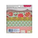 Cosmo Cricket - Evangeline Collection - Mini Deck - 6 x 6 Paper Pad