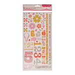 Cosmo Cricket - 23 Collection - Ready Set Chipboard