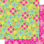 Cosmo Cricket - DeLovely Collection - 12 x 12 Double Sided Paper - Delectable