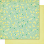 Cosmo Cricket - Clementine Collection - 12 x 12 Double Sided Paper - Ada