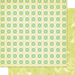Cosmo Cricket - Clementine Collection - 12 x 12 Double Sided Paper - Lucy