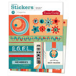 Cosmo Cricket - Cogsmo Collection - Cardstock Stickers - Cogsmo