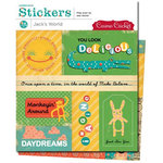 Cosmo Cricket - Jack's World Collection - Stickers