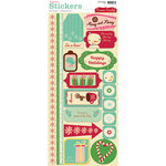 Cosmo Cricket - Jolly By Golly Collection - Stickers