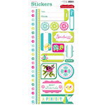 Cosmo Cricket - DeLovely Collection - Stickers