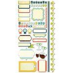 Cosmo Cricket - Social Club Collection - Stickers