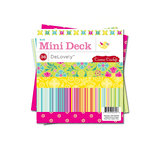 Cosmo Cricket - DeLovely Collection - Mini Deck - 6 x 6 Paper Pad