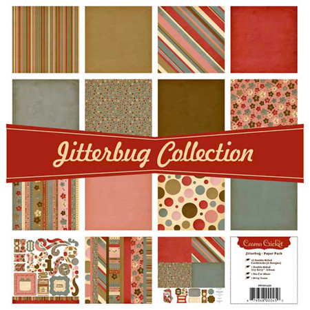 Cosmo Cricket - Paper Pack - Jitterbug