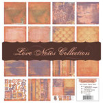 Cosmo Cricket - Paper Pack - Love Notes, CLEARANCE