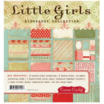 Cosmo Cricket - Biography Collection - Collection Pack - Little Girls