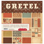 Cosmo Cricket - Gretel Collection - Paper Crafting Kit