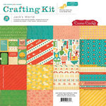 Cosmo Cricket - Jack's World Collection - Paper Crafting Kit