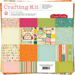 Cosmo Cricket - Girl Friday Collection - Paper Crafting Kit