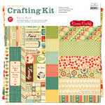 Cosmo Cricket - Early Bird Collection - Paper Crafting Kit