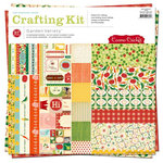 Cosmo Cricket - Garden Variety Collection - Paper Crafting Kit