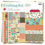 Cosmo Cricket - Joy Ride Collection - Paper Crafting Kit