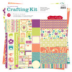 Cosmo Cricket - Pixie-Licious Collection - Paper Crafting Kit