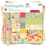 Cosmo Cricket - Upcycle Collection - Paper Crafting Kit