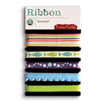 Cosmo Cricket - Snorkel Collection - Ribbon
